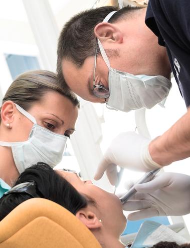 Krebsvorsorge fängt beim Zahnarzt an